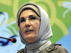 Emine Erdoğan Pakistana gidiyor