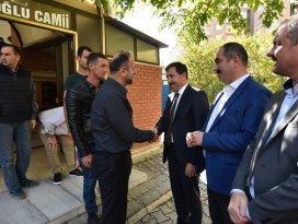 Hasan Kılca, vatandaşlarla buluştu