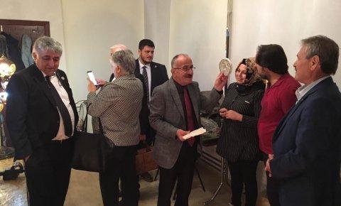 Beyşehirde anlamlı buluşma