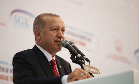 Erdoğandan erken emeklilik açıklaması