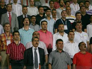 Yönetim Konyasporu yalnız bırakmadı