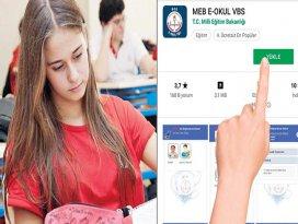 e-Okul sistemi yenilendi, veliye bildirim gidecek