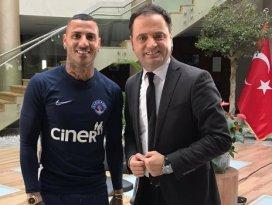 Beşiktaş başkanı ayrılmamı istedi