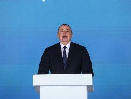 Aliyev: Bugün tarihi bir gündür