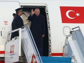 Erdoğan, NATO Liderler Toplantısı için Birleşik Krallıka gidecek