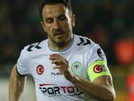 Konyasporda Ali Çamdalı ile yollar ayrıldı