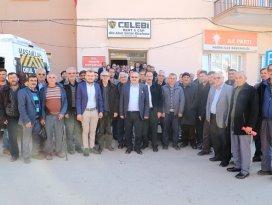 AK Parti Hadim İlçe Teşkilatında delege seçimi yapıldı