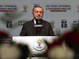 Erdoğandan Şehir Üniversitesi açıklaması