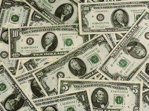 Dolar tepetaklak oldu