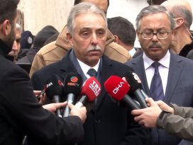 Konya Valisi Cüneyit Orhan Topraktan göçük açıklaması