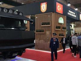Türk savunma sanayisi gücünü Kuveyte taşıdı