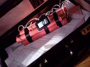 65 kg patlayıcı ele geçirildi