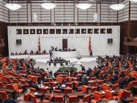 Torba kanun teklifi Genel Kurulda kabul edildi