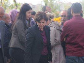 PKKlı teröristin cenazesine katılan HDPli başkan tutuklandı