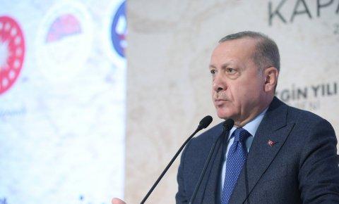 Erdoğan: Türkiye 17 yılda bilim ve teknolojide prangaları parçalamıştır