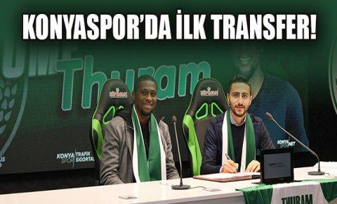 Rogerio Thuram İttifak Holding Konyaspor'da!