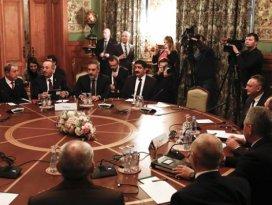 Rusyadaki Libya görüşmeleri başladı