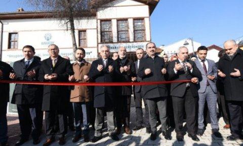 Karatay Kent Konseyi hizmet binası açıldı