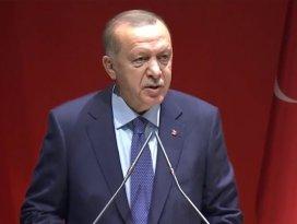 Erdoğan: Şovmenlerin gerçek yüzleri ifşa olmaya başladı