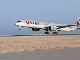 Katar Hava Yolları 20 Mayısta Trabzon seferlerine başlıyor