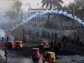 Iraktaki protestolarda 6 gösterici hayatını kaybetti!