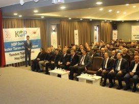 Bozkırda KOP destekli projelerin tanıtımı yapıldı