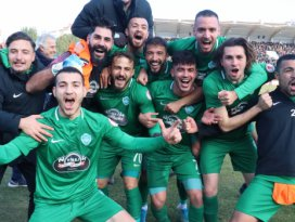 Kırklarelispor, Başakşehiri kupadan eledi