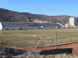 Bozkır Stadyumu yenilenecek