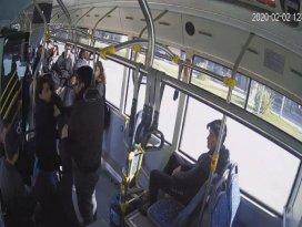 Ayağı çamurlu diye otobüsten indirildi denilmişti! Gerçek ortaya çıktı