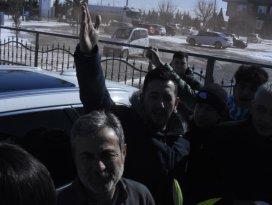 Aykut Kocaman Konyadan gözyaşlarıyla ayrıldı.