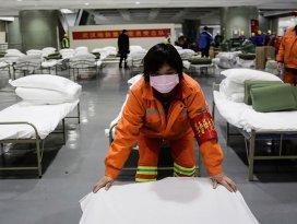 Çinde yeni tip koronavirüsten can kaybı 1114e çıktı