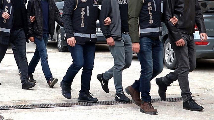 FETÖnün GATAdaki yapılanmasına yönelik operasyonda 10 tutuklama