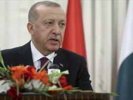 Erdoğan: Türkiye, Keşmir sorununun diyalog yoluyla çözülmesinden yanadır