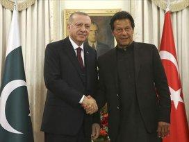 İmran Han: Pakistan her zaman Türkiyenin yanında olacaktır