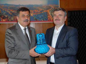 TBMM Başkan Vekili Pakdil Konyada
