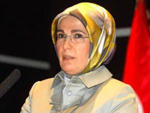 Emine Erdoğan Pakistanda