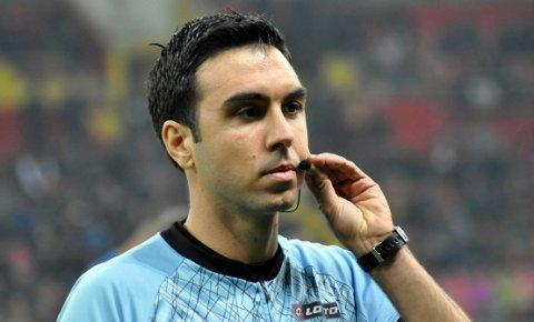 Kayserispor-Konyaspor maçını Arda Kardeşler yönetecek
