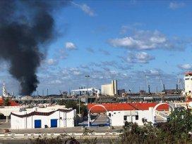 BM, darbeci Hafterin Trablus Limanı saldırısını kınadı