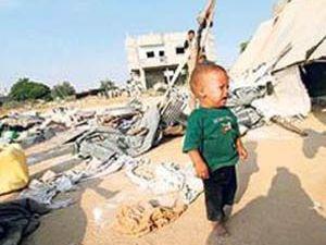 Gazze ambargosu halen devam ediyor