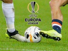 UEFA Avrupa Liginde toplu sonuçlar