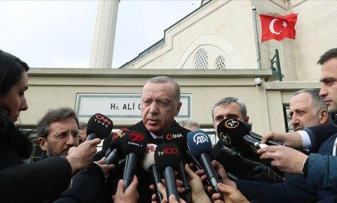 Erdoğan: Putin ile İdlibdeki tüm gelişmeleri ele alacağız