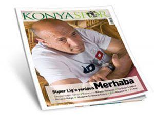 Konyaspor Dergisinin 18. sayısı çıktı