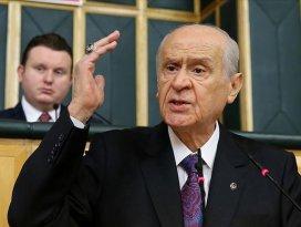 Bahçeliden AB ve Yunanistana tepki: Tek kelime ile barbarlıktır