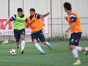 Konyaspor da Bucaspor maçı hazırlıkları tam gaz