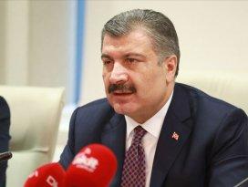 Sağlık Bakanı Koca: Koronavirüs vaka sayısı 5e yükseldi