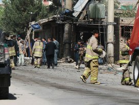 Afganistanda Taliban saldırısında 20den fazla polis ve asker öldü