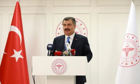 Türkiyede koronavirüsten ölenlerin sayısı 9a yükseldi