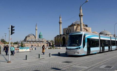 Konya Büyükşehir Belediyesinden toplu ulaşım duyurusu