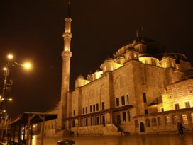 Camilerden dua sesleri yükseldi