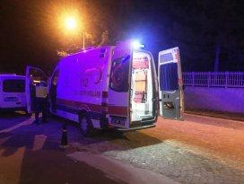 Konyada otomobilin çarptığı yaya hayatını kaybetti
